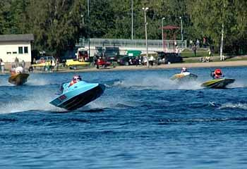 дети и лодки 2