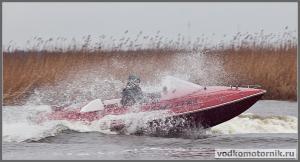 Gilbert yacht ходовые испытания катера