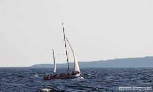 Яхта 'Валаам'
