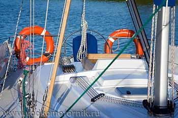 Яхта Полина