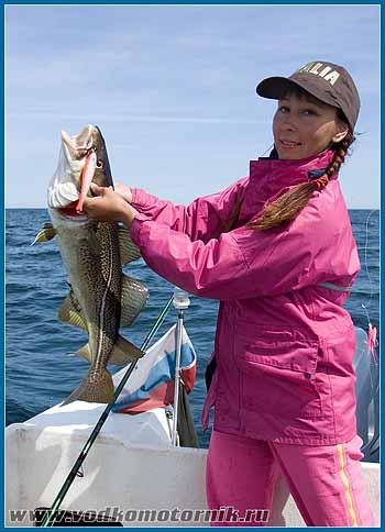 Кому везет на рыбалке - I