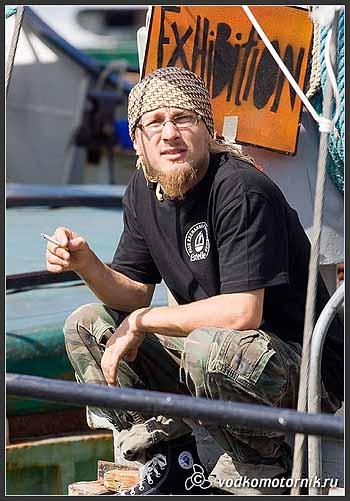 Команда яхты \'Estelle\' Turku