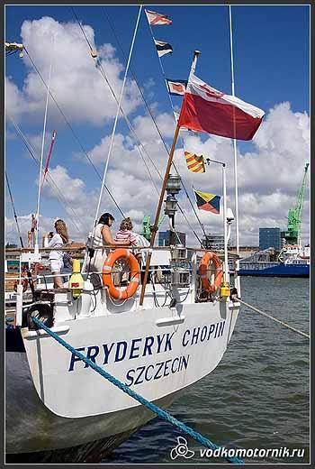 \'FRYDERYK CHOPIN\' Польша.