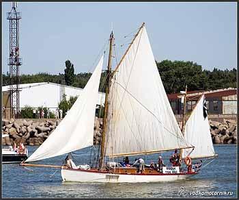Яхта 'MOOSK'