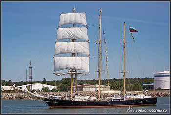 Яхта 'KALIAKRA' Болгария
