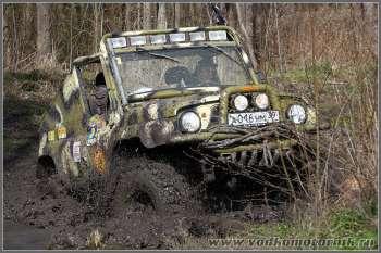 4x4 УАЗ