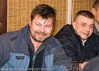 Дикий Запад 4х4. Подведение итогов. 2007г.