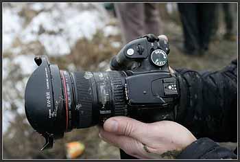 Canon EOS 350D + 17-40/4L