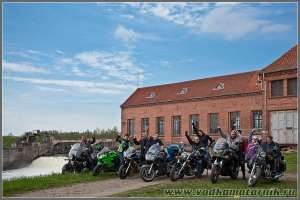Мотоциклы на Лаве.
