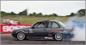 Дрифт BMW