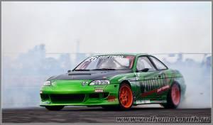 Дрифт Toyota