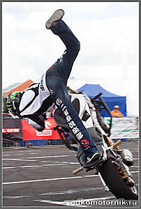 Shinsuke Kinoshita - Stunt Grand Prix Bydgoszcz - 2011