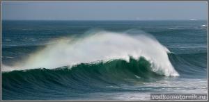 Рождение волны