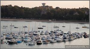 Яхты в Сен-Мало