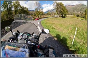 Пиренеи на мотоцикле