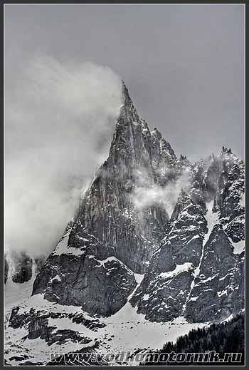 Франция. Альпы.