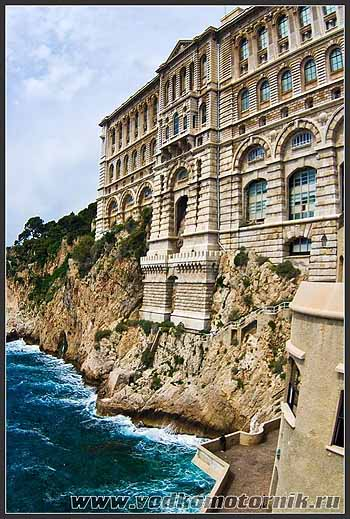 Монако. Морской музей.