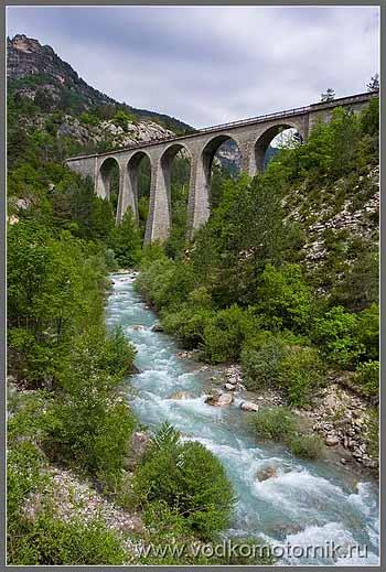Французские Альпы.
