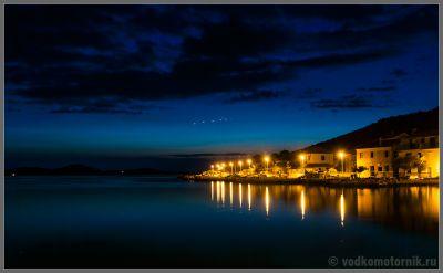 Вечер на острове Муртер