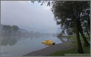 Рассвет на озере Гарда - 2