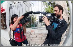 Дуэль: Sony vs Panasonic?