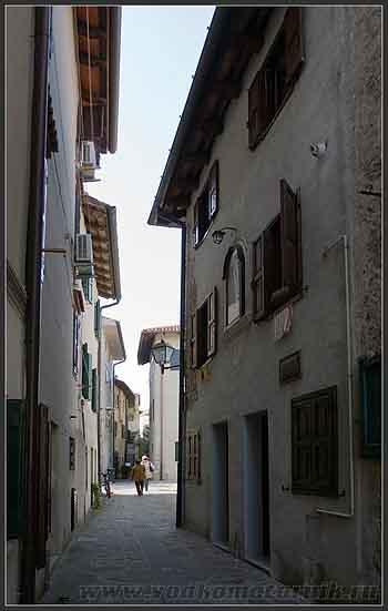 Градо - старый город.