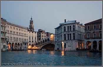 Венеция. Вечер.