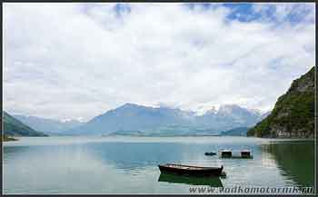 Альпийские озера Италии.