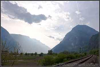 Итальянские Альпы.