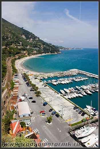 Средиземное море 4.