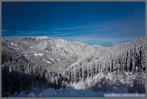 Словенские Альпы - зима 2