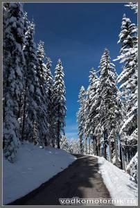 Словенские Альпы - зима - 3