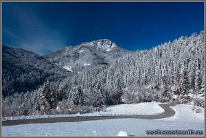 Словенские Альпы - зима - 4