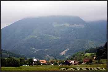 Словения. Гора Гольте/Golte