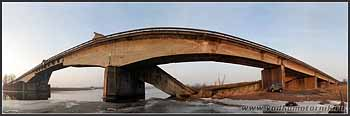 Берлинский мост. 2008г.