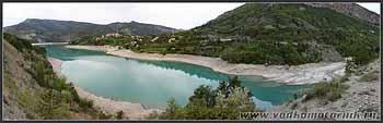 Итальянские Альпы. Озера.
