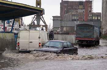 Ураган Кирилл 2007г.