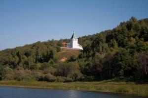 Дудин Монастырь р.Ока 2011