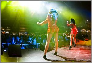 Рига пивной фестиваль - концерт