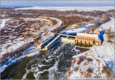 ГЭС-4 на реке Лава