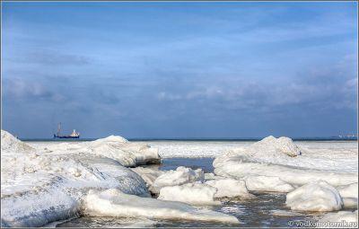 Арктическое Балтийское море
