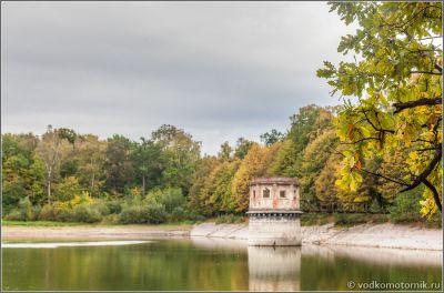 Водозабор на пруду Великом