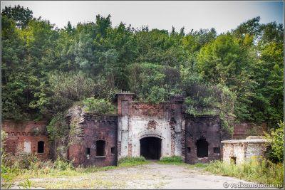 Форт № 8 Король Фридрих I