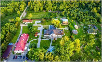 Дом Лесника, Сосновка