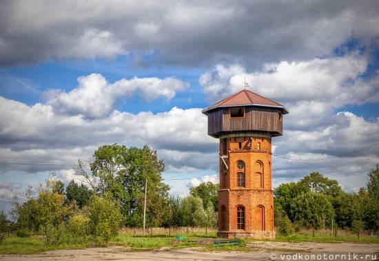 Водонапорная башня Крылово