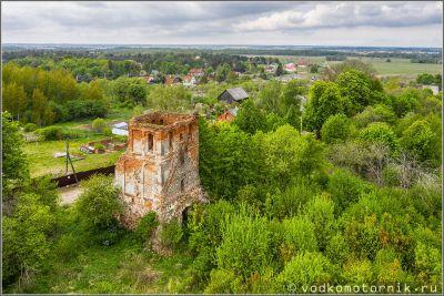 Кирха Гросс Оттенхагена (руины)