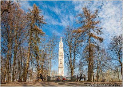 Памятник в честь сражения при Прейсиш-Эйлау