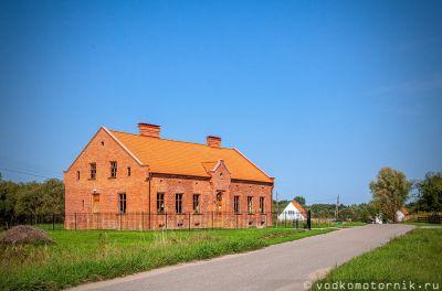 Дом Иммануила Канта в посёлке Веселовка