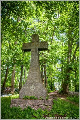Памятник воинам, погибшим в Первой мировой войне