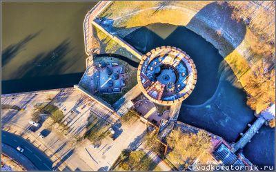 Der Dona - Музей Янтаря Калининград вид сверху
